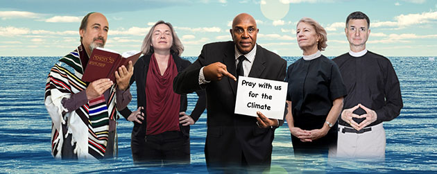 How to Participate in the Faith Climate Action Week