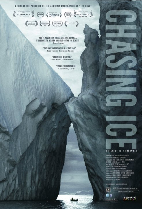 "Movies with Meaning, ""Chasing Ice"""