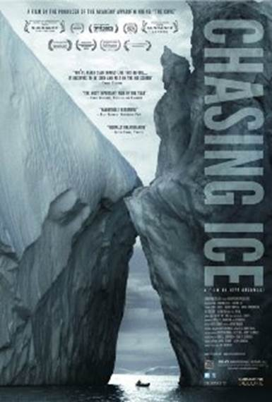 "Showing the film ""Chasing Ice"""