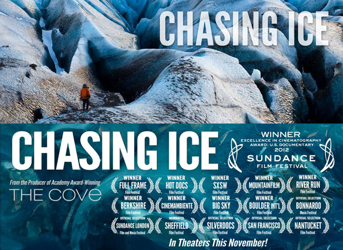 """Chasing Ice"" Movie and Discussion"
