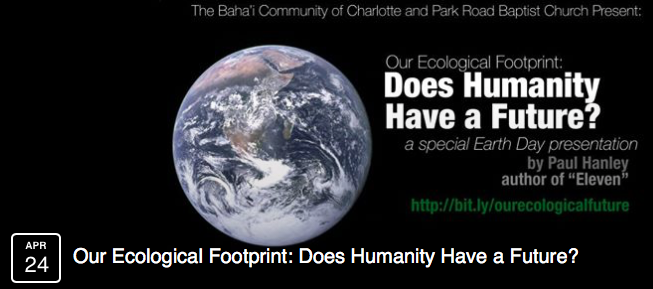 Our Ecological Footprint: Does Humanity Have a Future?