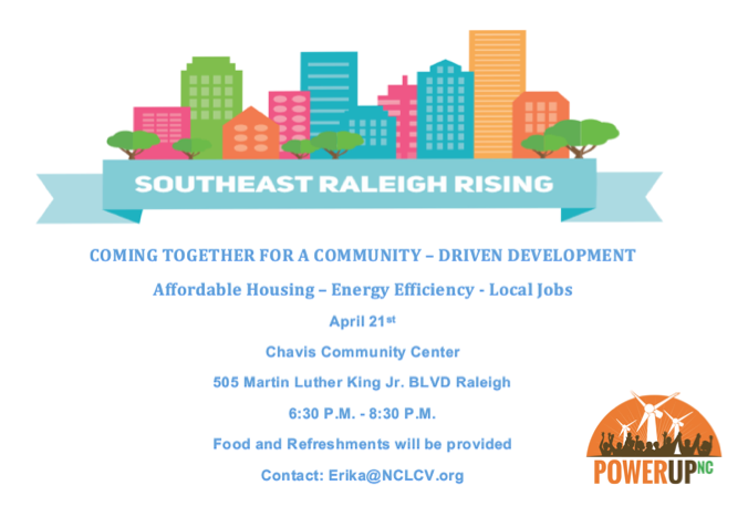 Southeast Raleigh Rising
