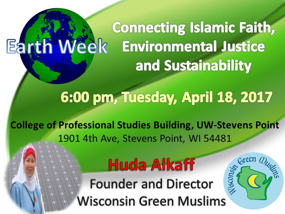 Connecting Islamic Faith, Environmental Justice and Sustainability