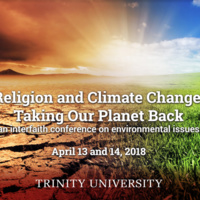 Religion and Climate Change: Taking Our Planet Back