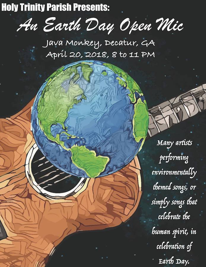 An Earth Day Open Mic