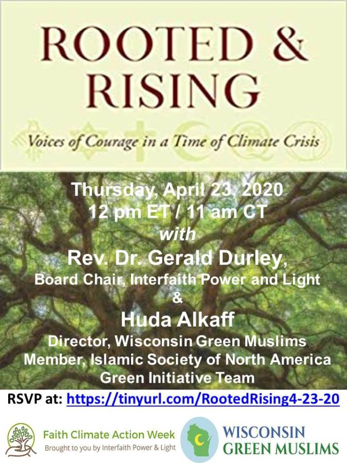 Rooted & Rising: Voices of Courage in a Time of Climate Crisis