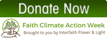 Donate to Faith Climate Action Week